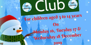 Register now for December holiday clubs