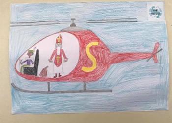 ISF Tervuren welcomes Sinter Klaas to Tervuren