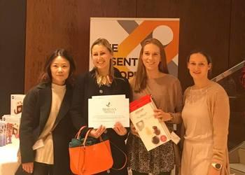ISF Tervuren- winners in the Great Brussels Bake Off