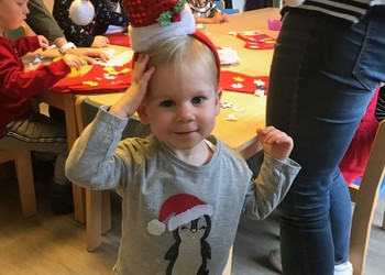 ISF Toddler Christmas Party