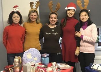 PTA Christmas Shopping Day